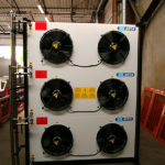 *Fan coolers* with one, two or three groups with thermostat